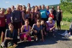 Gorge Yoga Retreat 37
