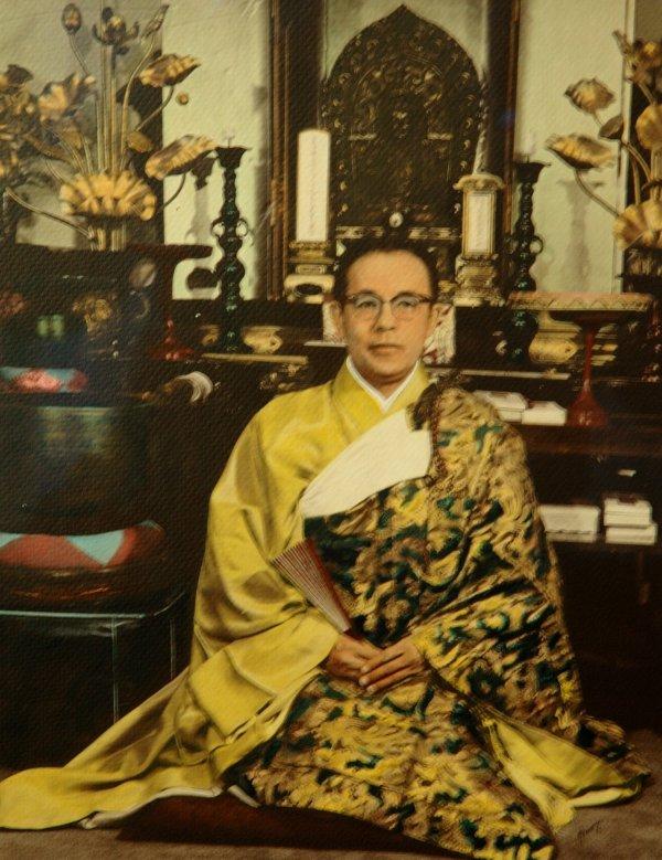 Matsuoka Roshi