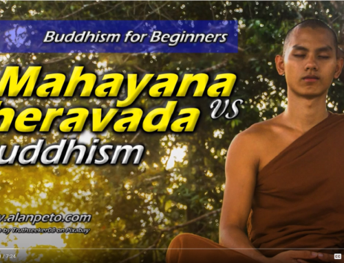 Mahayana vs Theravada Buddhism